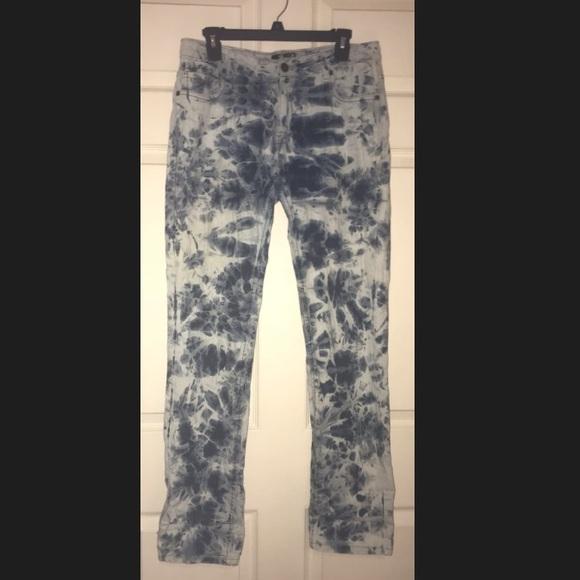 Denim - Tie Dye Jeans